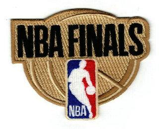2020 NBA Finals Patch
