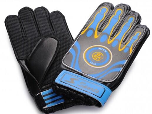 Internazionale Milano Goalkeeper Black Gloves