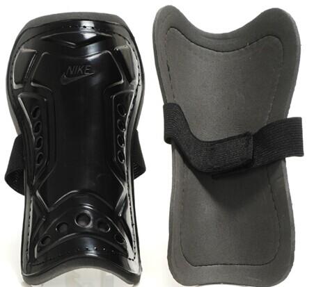 Nike Brand Shin Pads Black_1