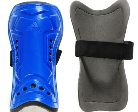 Adidas Brand Shin Pads Blue