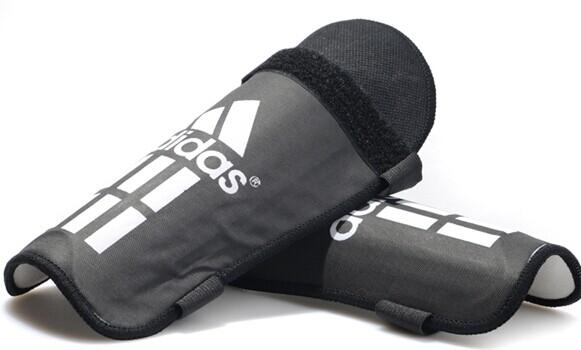 Adidas Brand Shin Pads Black