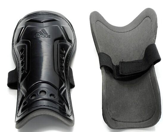 Adidas Brand Shin Pads Black_1