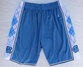 North Carolina Tar Heels Light Blue Shorts