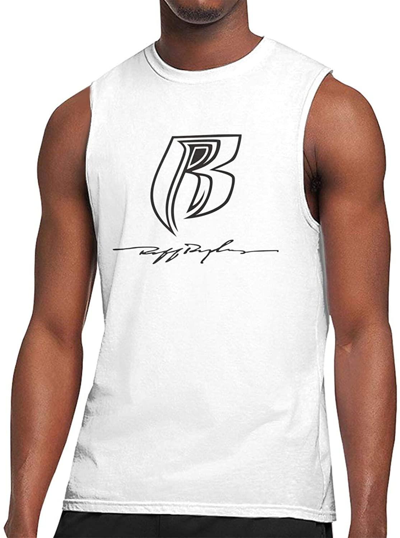 Hip Hop Herren ?rmelloses T-Shirt Bodybuilding Tank Tops Cotton Singlet