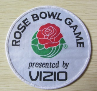 College Football NCAA Rose Bowl Game Patch