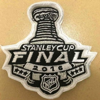 2016 NHL Final Stanley Cup Patch
