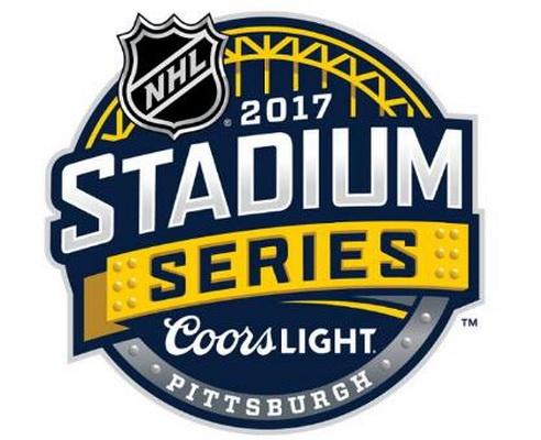 2017 Coors Light NHL Stadium Series Patch