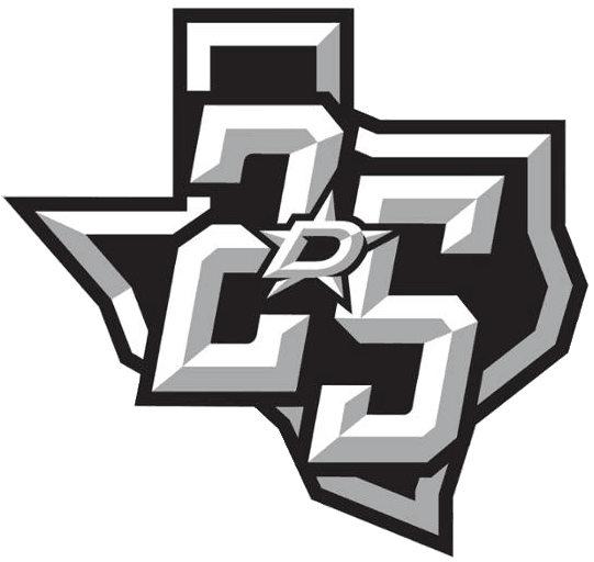 2017 Dallas Stars 25th Anniversary Jersey Patch
