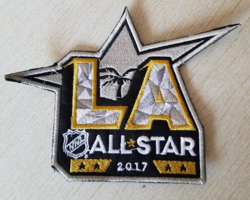 Los Angeles Kings 2017 NHL All-Star Game Patch