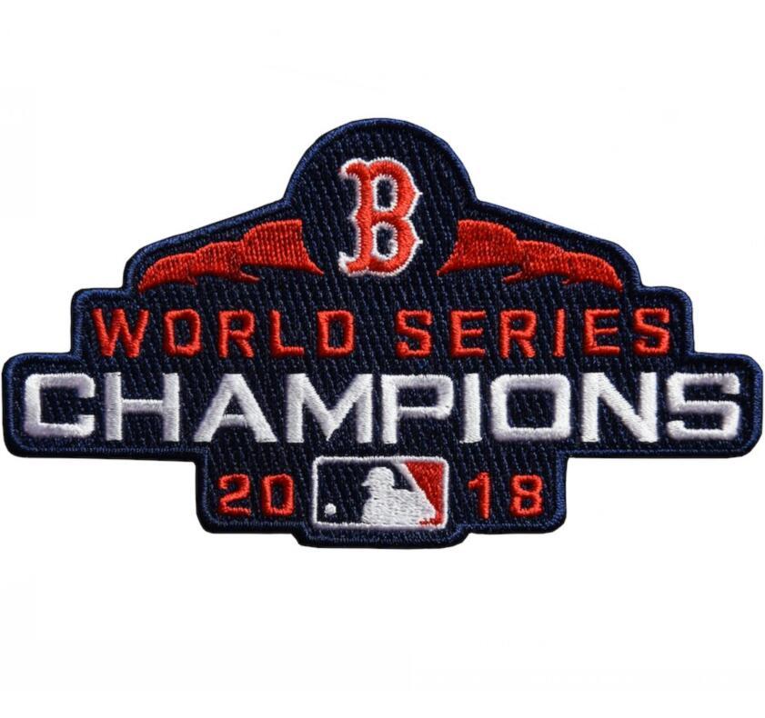 Boston Red Sox 2018 MLB World Series Champions Path