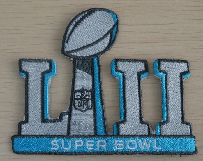 2018 NFL Super Bowl LII Patch