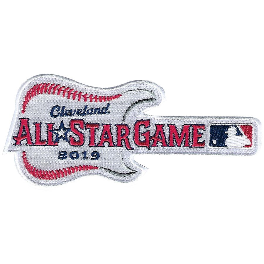 2019 MLB All-Star Game Cleveland Indians Patch