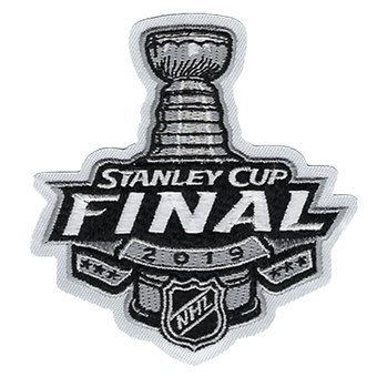 2019 NHL Stanley Cup patch