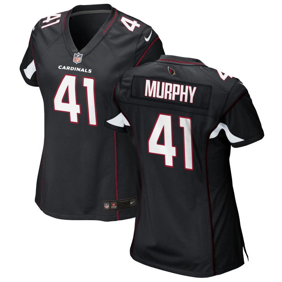 Men's Arizona Cardinals #41 Kyler Murray Black Vapor Untouchable Jersey