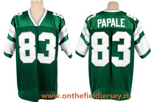 Men's The Movie Invincible #83 Mark Wahlberg & Vince Papale Kelly Green Stitched Philadelphia Eagles Football Jersey