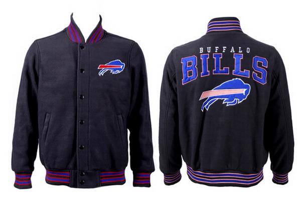 Men's Buffalo Bills Navy Jacket FY