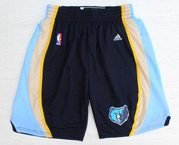 Men's Memphis Grizzlies Light Blue Shorts
